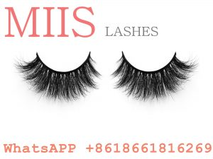 mink fur eyelash