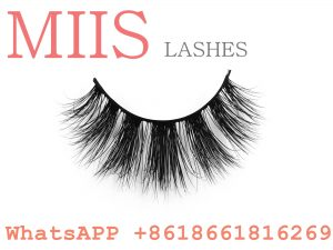 3D eyelash strip lashes
