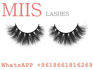eyelash private label