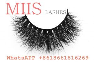 new style colorful lashes