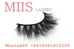 wholesale mink lashes private