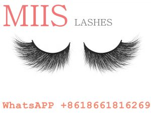 packaging flutter mink lashes 3d