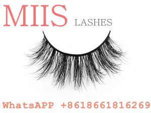 labeling mink hair lashes 3d